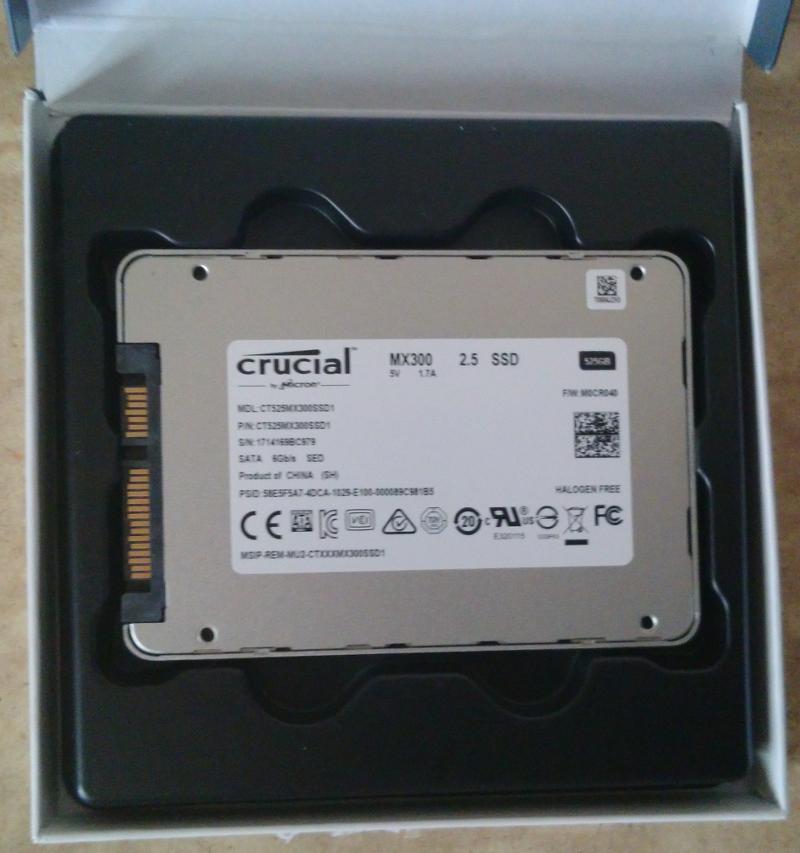426f319aa1a51b Pour finir, voici quelques photos de l unboxing du SSD