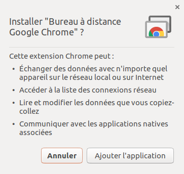 Bureau distance google chrome le blog de genma - Bureau a distance google chrome ...