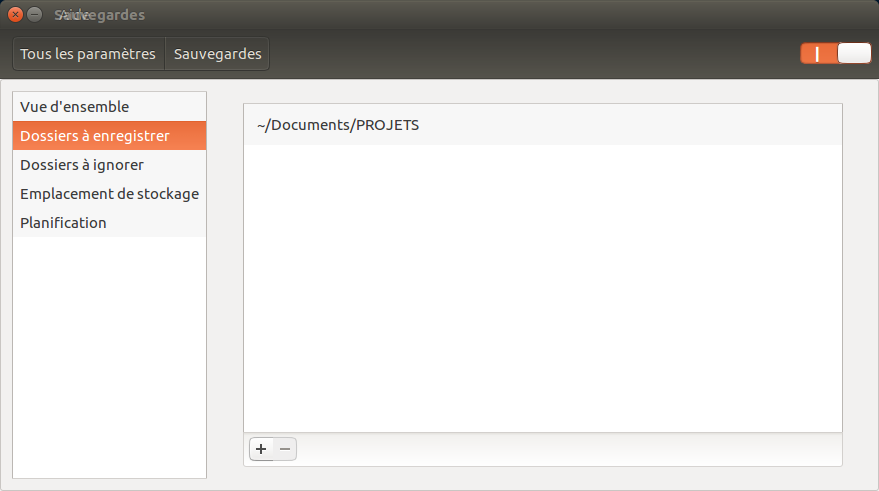Sauvegarder simplement avec Ubuntu ? - Le blog de Genma